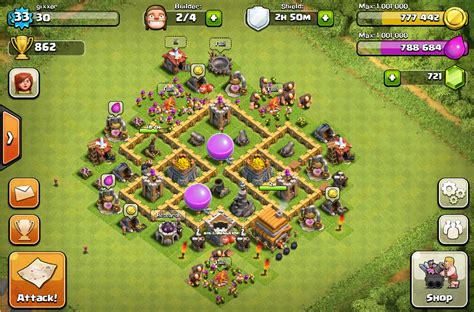 layout kuat th 5 coc tips how to create a good base coc blog