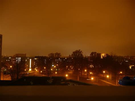 flip side of skyglow