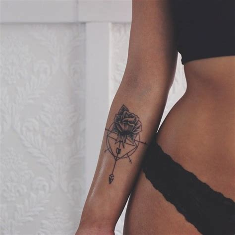rose with diamond tattoo check out all these designs