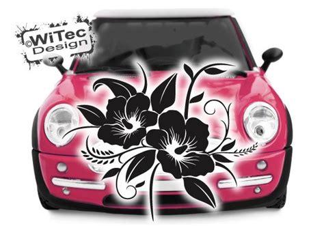 Blumenaufkleber Auto by Aa181 Blumenaufkleber Hibiskus Autoaufkleber