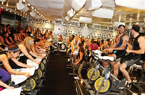 Soul Cycle How Soulcycle Makes Hits Billboard