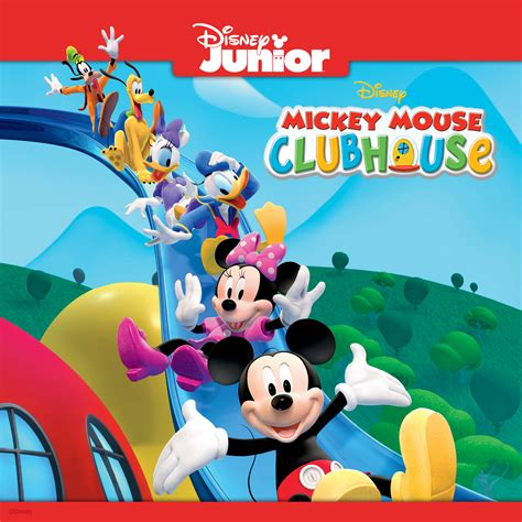 Mickey Mouse Clubhouse by 3000x3000sr Jpg