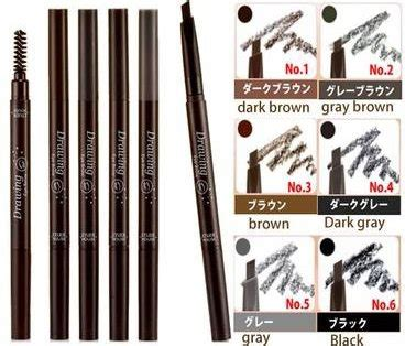 Pensil Alis Etude Di Counter drawing eyebrow etude house asli atau palsu pejalan kaki