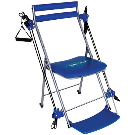 Chair Exercise System b4xak 281639 new chair exercise system ebay