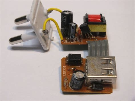 zener diode usb charger teardown of cheap usb charger