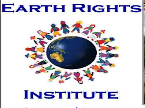 2012 global challenges institute educating globally earth rights institute
