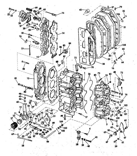 1973 evinrude 65 hp wiring diagram jeep ignition switch
