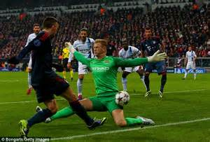epl best goalkeeper peter schmeichel joe hart can t play at the world cup if