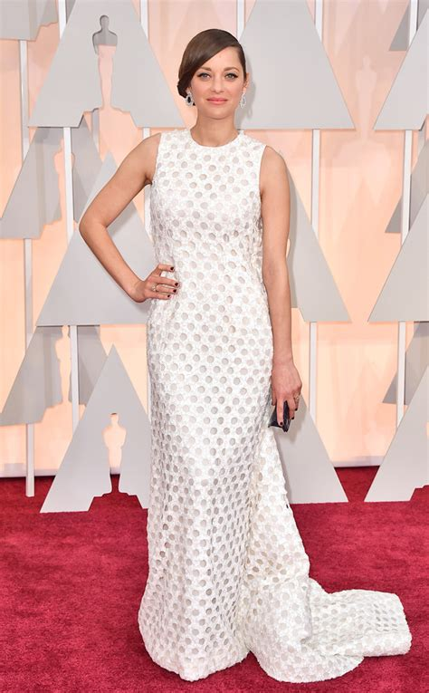 Marion Cotillards Oscar Dress From Runway To Carpet by Oscars 2015 10 Dresses That Stole The Carpet
