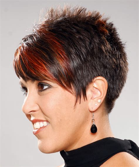 spikey hair front and back short spiky hairstyles back view hairstylegalleries com