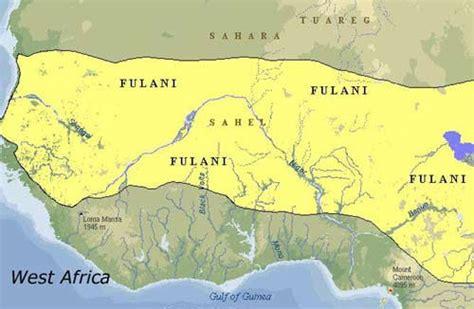 yoruba africa map trcsseniors yoruba hausa fulani