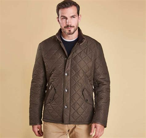 Quilted Jacket Barbour by Barbour Powell Quilted Jacket Navy