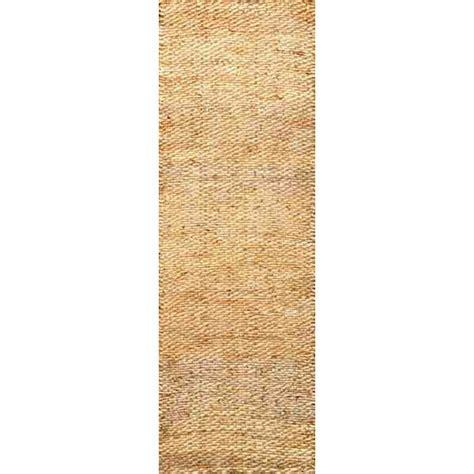 10 Ft Jute Rug - hailey jute 3 ft x 10 ft runner rug on01a 26010