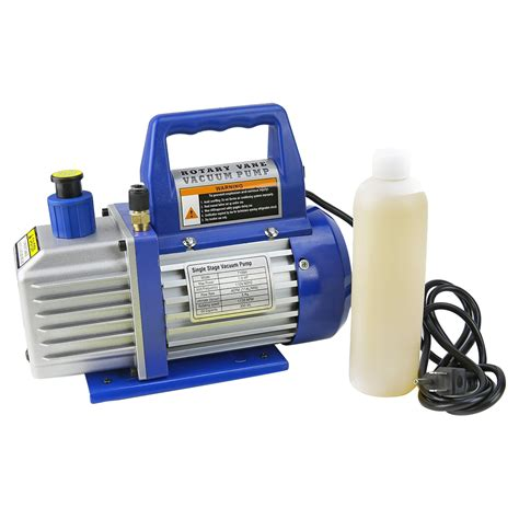 Is There Air In A Vacuum Air Compressor Refrigerator Vacuum Single Stage