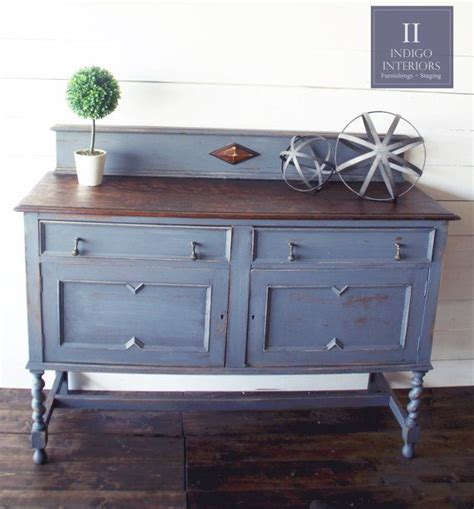 rustic grey changing table vintage farmhouse style distressed light charcoal gray