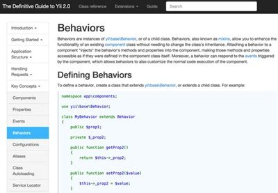 yii2 template tutorial how to program with yii2 blameable behaviors envato