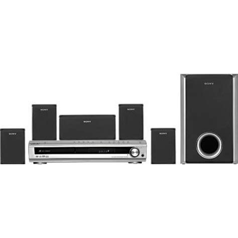 sony home theatre system with 5 disc changer 110220volts