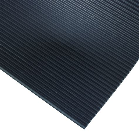Mat Finance by Ribbed Low Profile Vinyl Mat 18x24 Inch For Gold Mining