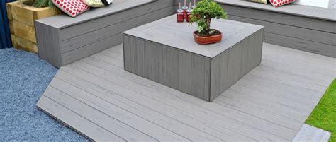 Easy Deck Ideas modern decking ideas