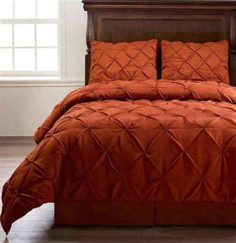king size bed in a bag orange comforter set orangeand brown bedspread go back gt gallery for gt brown and burnt orange bedding favorite