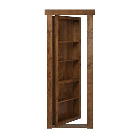 Prehung Hickory Interior Doors by The Murphy Door 28 In X 80 In Assembled Stained