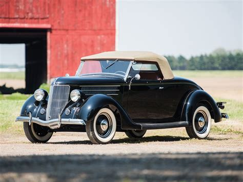 Ford Motor Company Dearborn Mi by 1936 Ford V 8 Deluxe Roadster Ford Motor Company