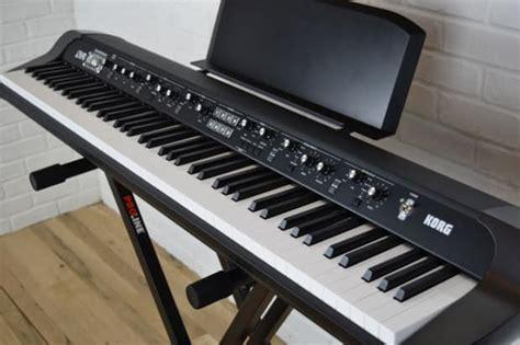 Keyboard Orgen Korg Korg Sv1 88 Key Vintage Stage Piano Organ Mint Used