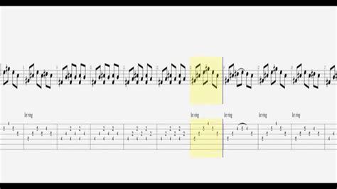 La Dispute A Letter Guitar Tab Yann Tiersen Rue Des Cascades Guitar Tab Hd