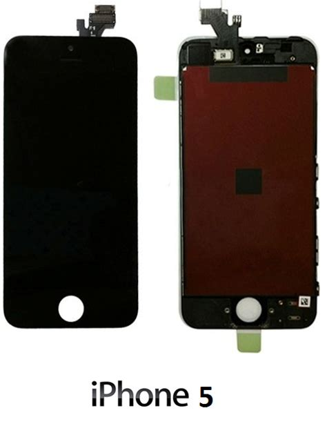 Lcd Iphone 5 A1429 ecr 195 lcd iphone 5 apple a1428 a1429 a1442 preto
