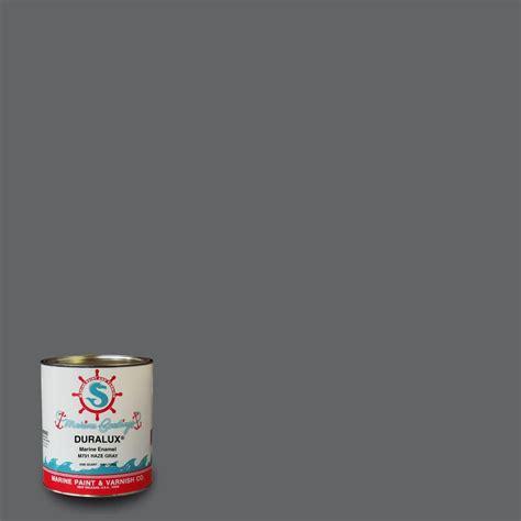 duralux aluminum boat paint gray duralux marine paint 1 qt haze gray marine enamel m731 4