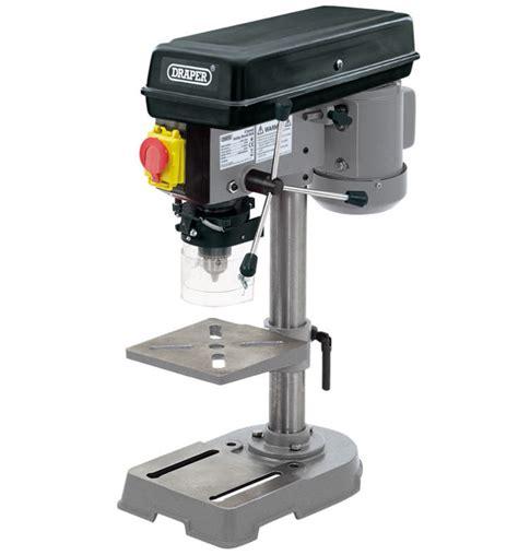 bench press drill draper 5 speed bench table top pillar drill drilling press