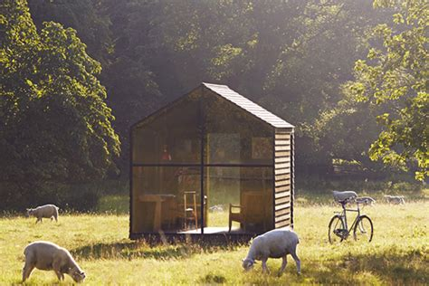 Paul Sheds by Fashion Icon Paul Smith Co Designed A Rotating Shed That