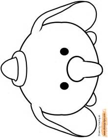 disney tsum tsum coloring pages 2 disney coloring book