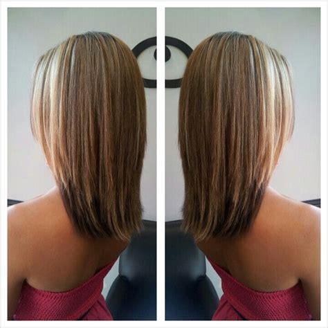 pictures of partial blonde highlights partial blonde highlight love this color perfect balance