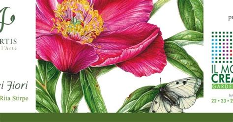 il colore dei fiori aperta mentebotanicalart il colore dei fiori acquerelli
