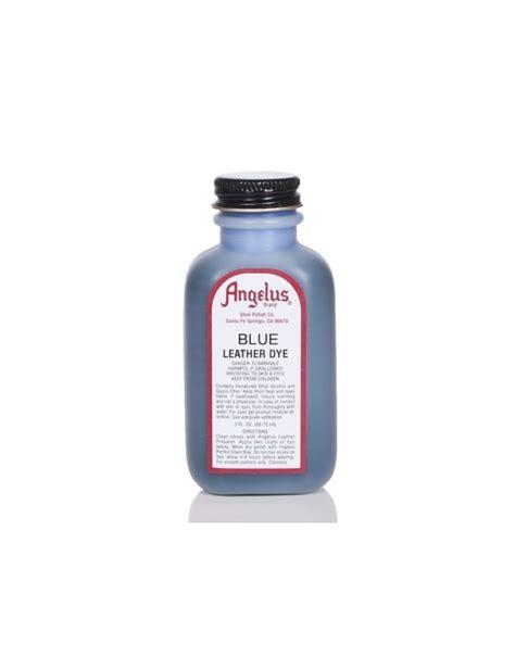 angelus paint airbrush angelus dyes paint blue 3oz leather dye spray paint