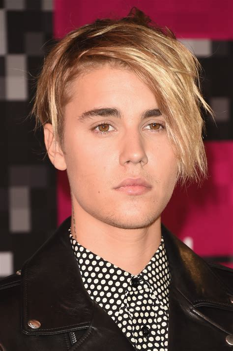 Justin Bieber Hairstyle 2015 Side View by Vmas 2015 Justin Bieber Hair Memes Time