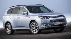 Hybrid Mitsubishi Mitsubishi Outlander Hybrid On Sale In Europe