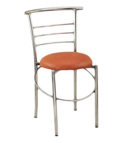 m s armchair s m chairs brown trendy steel chair buy online at best