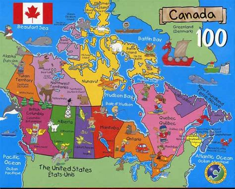 canadian map puzzle leapyear
