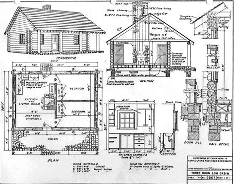 blueprints for cabins free blueprint quality 3d models
