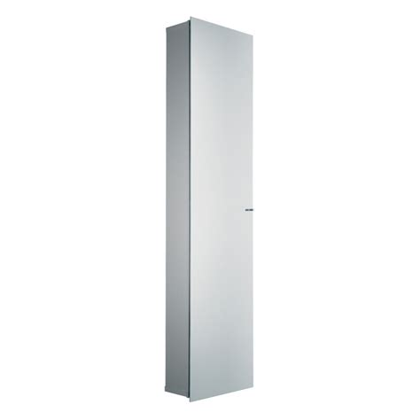 tall mirrored bathroom cabinet keuco royal 30 tall mirror cabinet uk bathrooms