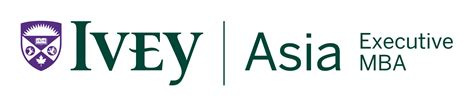 Ivey Executive Mba Tuition by Logos Ivey Brand