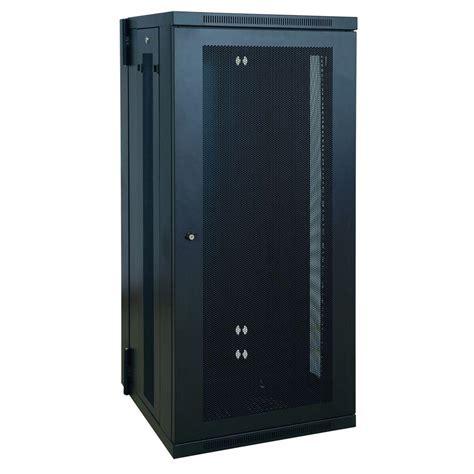 switch cabinet wall mount tripp lite smartrack 26u low profile switch depth wall