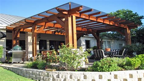 exterior cool wooden pergola covers also container garden decoration for modern landscaping ideas