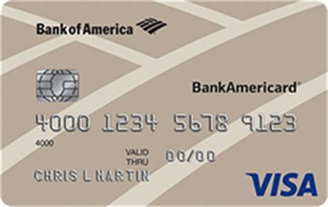Bank Of America Credit Card Template Credit Cards Find Apply For A Credit Card At