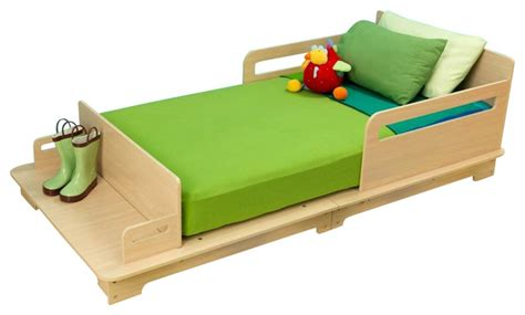 kidkraft modern toddler bed modern toddler beds by