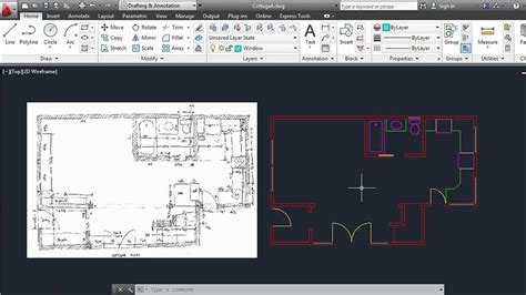 Learning Autocad Creating Construction Drawings the course creating an architectural