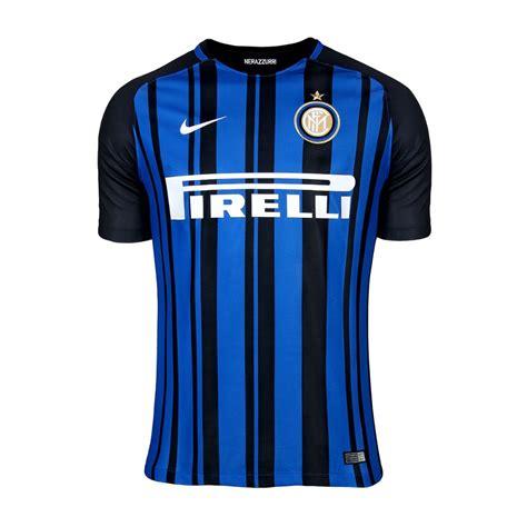 Jersey Home Inter Milan New Home 2017 2018 Inter Milan 2017 2018 Home Shirt 847274 011 96 60