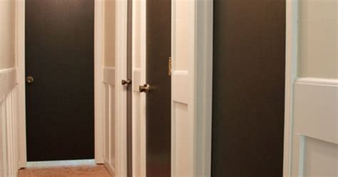 painting interior doors brown black hometalk